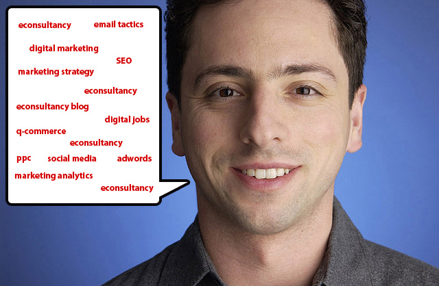 Sergey Brin - Open Referer Data